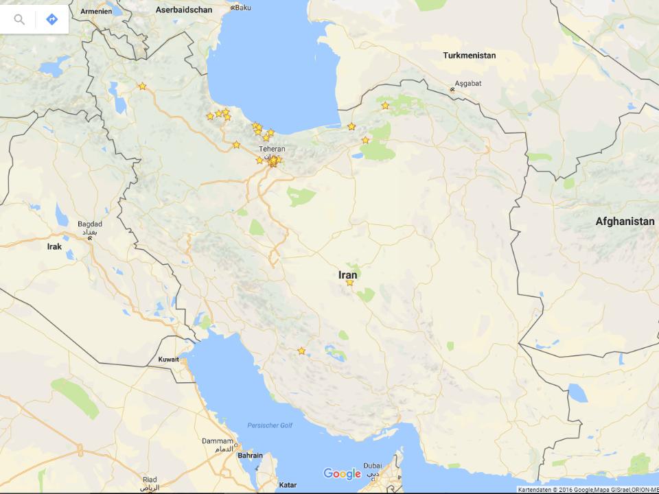 Iran Karte Google Maps Thumbnail Www Lenaspath Com