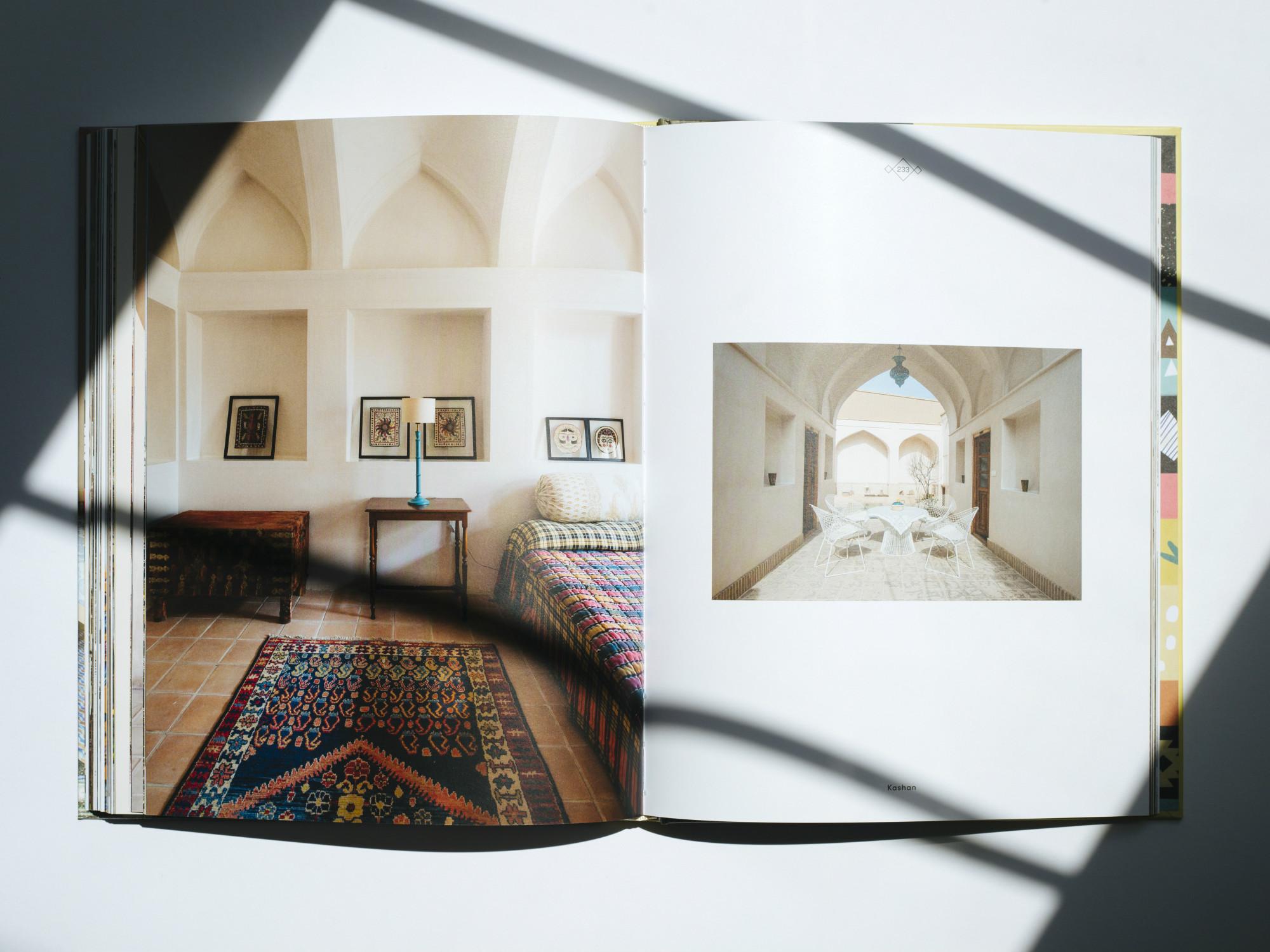 Book Behind Closed Curtains Interior Design In Iran